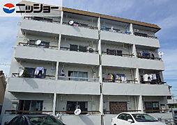ニューマンション丸由[3階]の外観