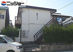 浮野ハイツ[1階]の外観