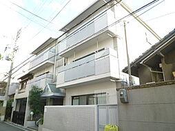 ラカーサ阪南町[3階]の外観