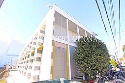 東京都武蔵野市境5丁目の賃貸アパートの外観
