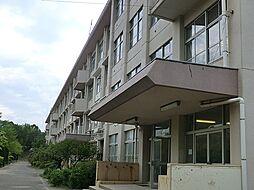 松が谷中学校(...