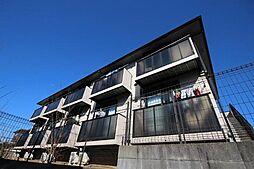 パナハイツ三山[2階]の外観