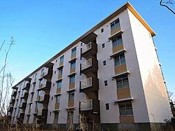 福岡県中間市大字垣生の賃貸マンションの外観