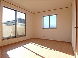 2階西の主寝室...
