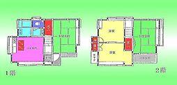 現況建物間取図