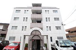 愛知県名古屋市名東区上社3丁目の賃貸マンションの外観