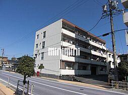 松野マンション[3階]の外観