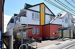 サンシティ東吉野[202号室]の外観