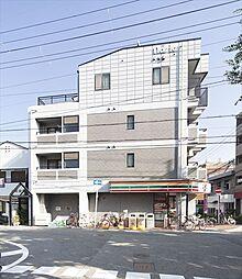 千里山フォンタナ[301号室号室]の外観