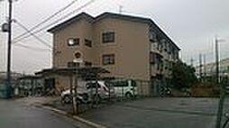 花園ハイツ弥栄[1階]の外観