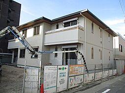 愛知県名古屋市千種区楠元町2丁目の賃貸アパートの外観