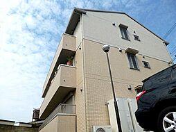 大阪府藤井寺市沢田3丁目の賃貸マンションの外観