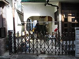 JR阪和線浅香...