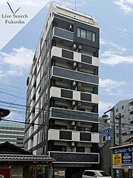 フローラ博多[4階]の外観