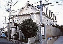 神奈川県横浜市南区中里町の賃貸アパートの外観