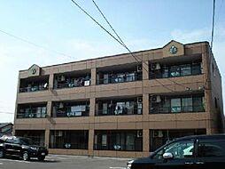 愛知県一宮市光明寺字本郷屋敷の賃貸マンションの外観