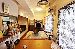 コスモ草津弐番館 和モダンな空間のマンションです