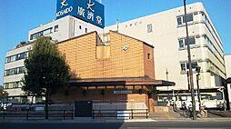 地下鉄河原町駅...