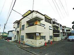 歌敷山グリーンハイツ[3階]の外観