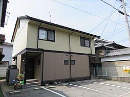 [タウンハウス] 兵庫県姫路市飾磨区中島 の賃貸【/】の外観