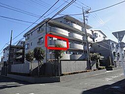 ワコーレ東松山3階北西角部屋