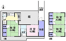 東京都足立区青井3丁目