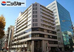 錦ハーモニービル[7階]の外観