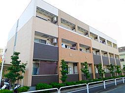 大阪府守口市南寺方南通3丁目の賃貸アパートの外観