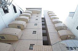 万宝マンション[6階]の外観