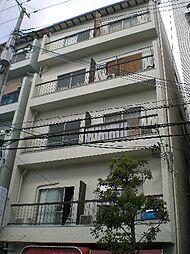 大阪府大阪市住吉区苅田6丁目の賃貸マンションの外観