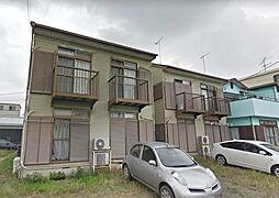鍵田ハイツ[105号室]の外観