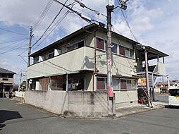 伊賀サンハイツ[1階]の外観