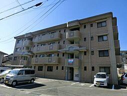 福岡県筑紫野市大字筑紫の賃貸マンションの外観