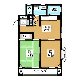 田園調布駅 10.5万円