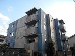 リンクス赤塚新町[1階]の外観