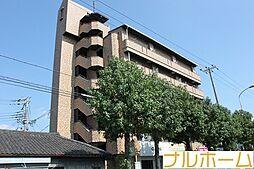大阪府大阪市平野区長吉出戸5丁目の賃貸マンションの外観