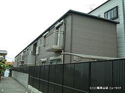 大阪府東大阪市稲葉1丁目の賃貸アパートの外観