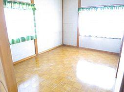 洋室2階南東側...