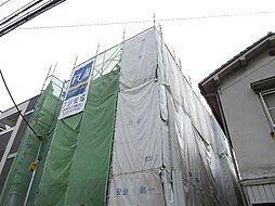 大阪府大阪市淀川区東三国1丁目の賃貸アパートの外観