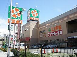 阪急西九条マンション[2階]の外観