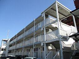 ピースパル マンション[2階]の外観