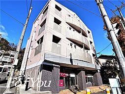 兵庫県神戸市灘区寺口町の賃貸マンションの外観