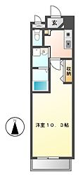本州守山ビル[3階]の間取り