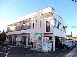 愛知県名古屋市名東区大針2丁目の賃貸アパートの外観