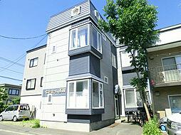 ベストホーム西岡[2階]の外観