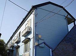 千葉県市川市宝1丁目の賃貸アパートの外観