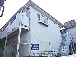 センチュリーハウスB[2階]の外観