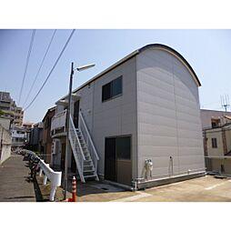 兵庫県神戸市兵庫区会下山町3丁目の賃貸マンションの外観