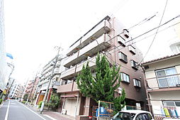東京都板橋区高島平9丁目の賃貸マンションの外観