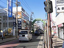 エミネンス昭和坂[205号室]の外観